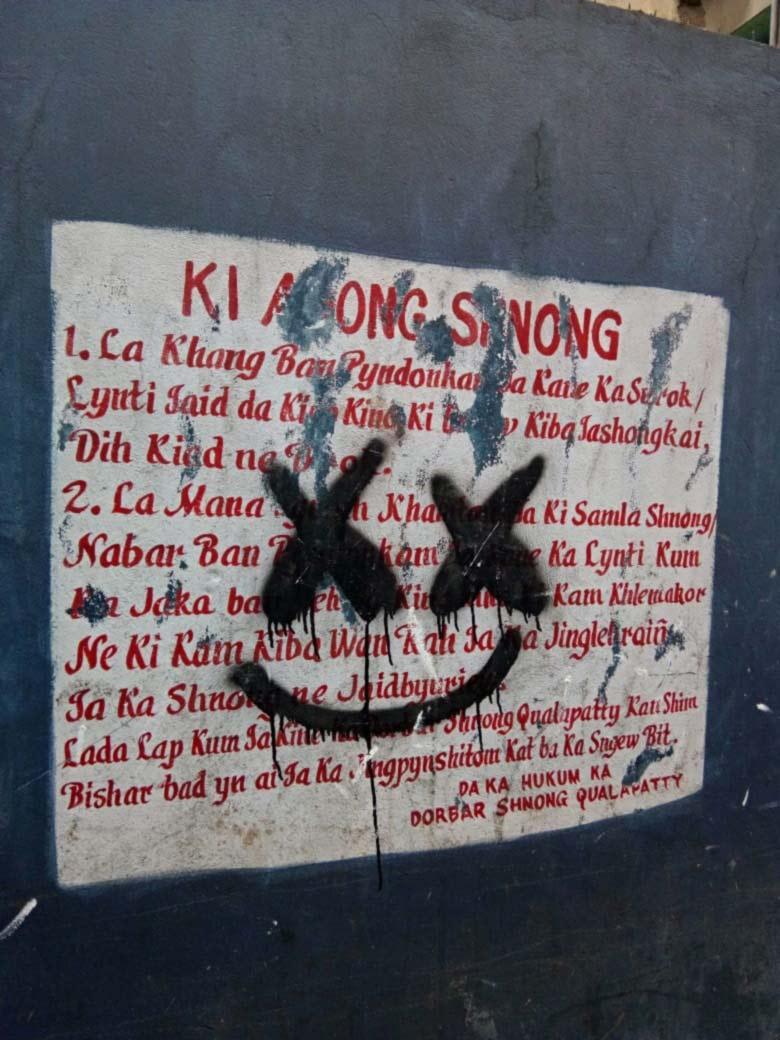 Seng Samla Mawlai Nongkwar, alleges its Rangbah Shnong of misusing his power 1