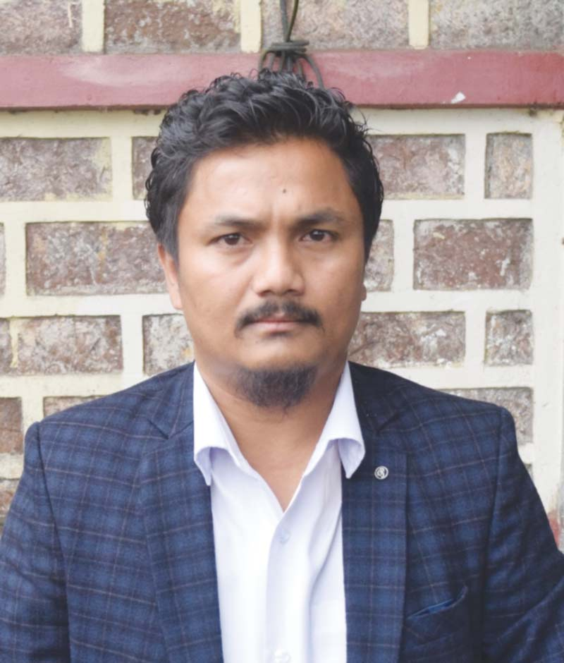 Loss in the Election in Shella, Batyngshain Ryngnga, Quit Congress 1